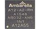 A12A55-A2-RH安霸原装行动运动相机行车记录仪主控DSP编码器ISP芯片IC