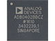 AD80402BBCZ ADI模拟器件无人机2x2双通道RF捷变收发器2.4GHz至2.5GHz频段