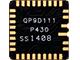 MT9D111,Mi-2010,QP9D111-P430 PLCC32美光200万像素美国扩展QUADRANT COMPONENTS封装工艺工业相机图像传感器2MP CMOS SENSOR1600x1200,1/3-Inch 2-megapixel SoC片上系统 Sensor