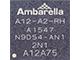 A12A75安霸Ambarella行车记录仪航拍运动相机主控芯片2560x1440p@60fpsH.264视频编码处理器SoC